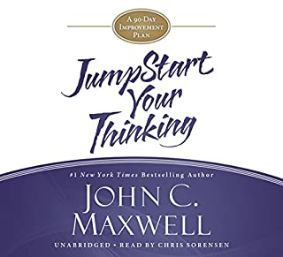 JumpStart Your Thinking cover art