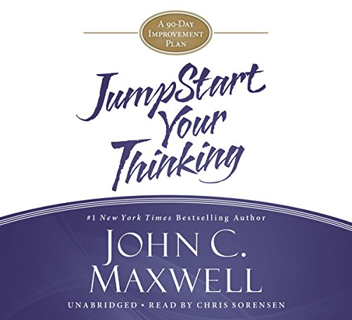 JumpStart Your Thinking audiobook cover art