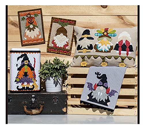 Whole Country Caboodle Autumn Gnomes Pattern