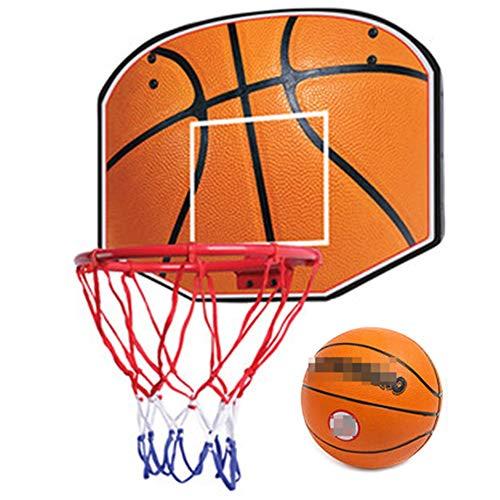 MHCYKJ Mini Basketball Hoop con Palla Giocattolo Sportivo Giocattoli Bambino Anni Pallacanestro Bordo Bambini Tabellone per L'educazione Kid E Basket 3amatori