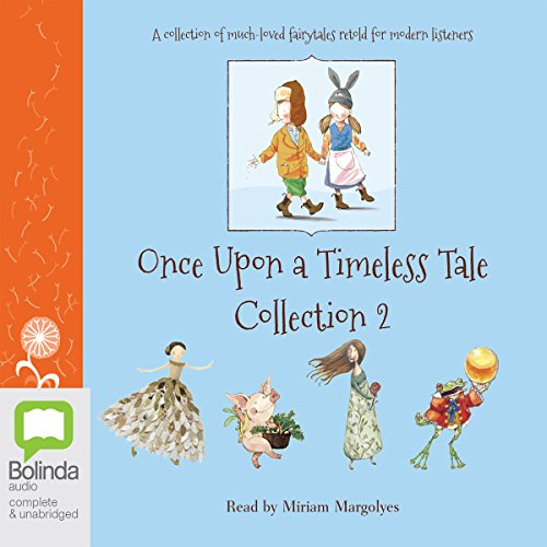 Once upon a Timeless Tale Collection, Volume 2                   Written by:                                                                                                                                 Margrete Lamond                               Narrated by:                                                                                                                                 Miriam Margolyes                      Length: 2 hrs and 1 min     Not rated yet     Overall 0.0