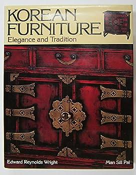 Tankobon Hardcover Korean furniture: Elegance and tradition Book
