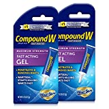 Best Wart Removal Products - Compound W Wart Remover Fast Acting Gel, Maximum Review