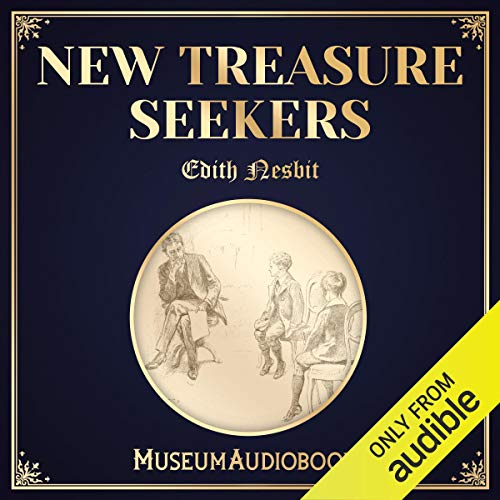 New Treasure Seekers Titelbild