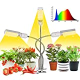 Niello Plant Grow Light for Indoor Plants, Upgraded Super Bright 156 LEDs Sunlike