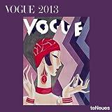 2013 Vogue Illustration Grid Calendar