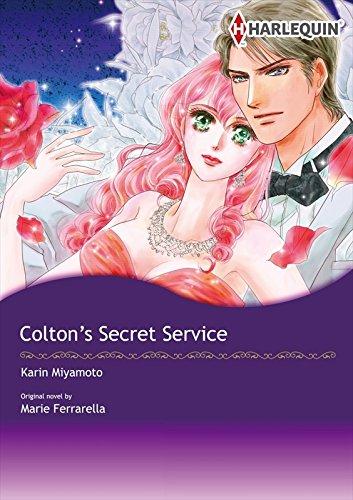 Colton's Secret Service: Harlequin comics (English Edition)