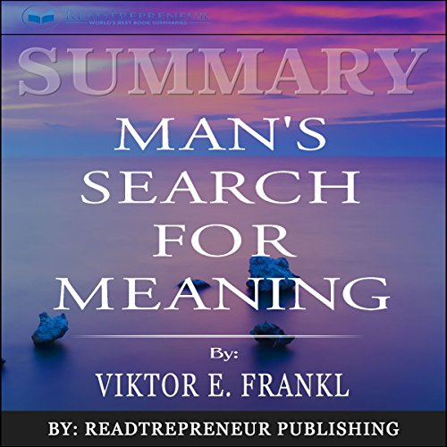 Summary: Man's Search for Meaning cover art