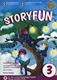 Storyfun for Movers Level 3 Student's Book with Online Activities and Home Fun Booklet 3 Second Edition