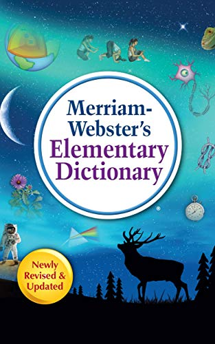 Merriam-Webster's Elementary Dictionary (English Edition)