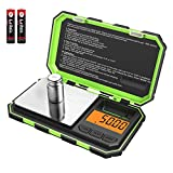 [New Version] Brifit Mini Digital Weighing Scale, 100g /0.01g Pocket Scale, Electronic Smart