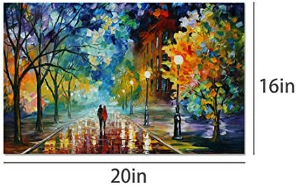 Abstract lovers paintings _image2