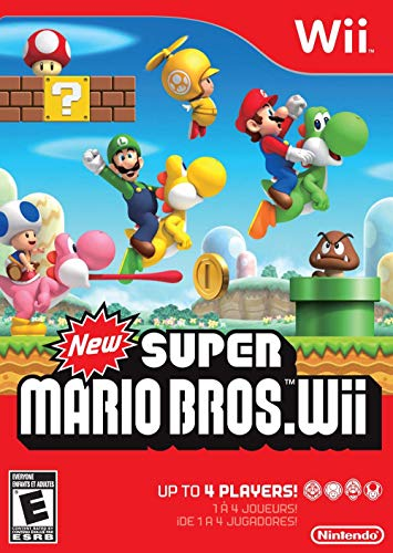 Wii New Super Bros  World Edition