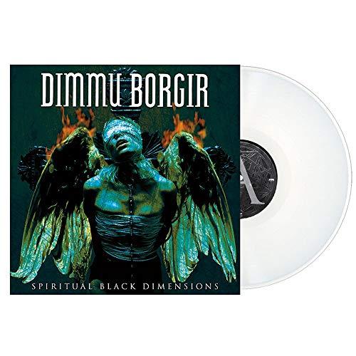 DIMMU BORGIR - Spiritual black dimensions - LP - Clear
