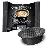 Caff Borbone Don Carlo Miscela Nera - Confezione da 100 Capsule - Compatibili con macchine a marchio...