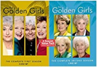 The Golden Girls - Seasons 1 & 2