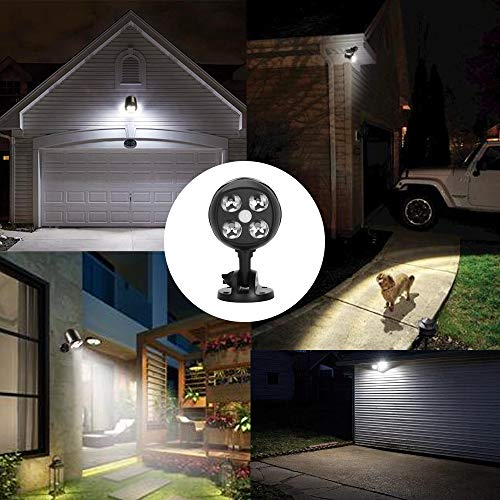 Battery-Operated Outdoor Wall Light