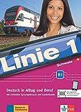Linie 1 Schweiz B1: Deutsch in Alltag und Beruf mit Schweizer Sprachgebrauch und Landeskunde. Kurs- und Übungsbuch mit DVD-ROM (Linie 1 Schweiz: ... mit Schweizer Sprachgebrauch und Landeskunde)