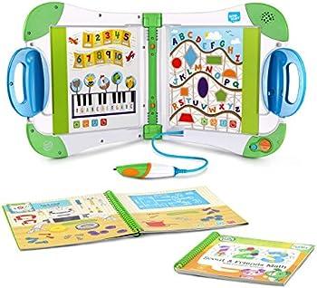 LeapFrog LeapStart Preschool Success System and Book Bundle