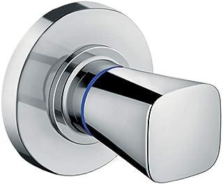 hansgrohe 71970000 Logis Shut-Off Valve, Chrome, Silver