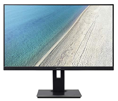 Acer B227Q bmiprzx 21.5' Full HD (1920 x 1080) IPS Zero Frame Monitor (Display, HDMI, VGA & 4 x USB 3.0 Ports)