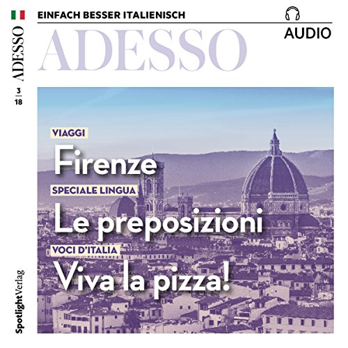 ADESSO Audio - Firenze. 3/2018 cover art