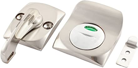 Rechthoek 360 Graden Roterende WC Toilet Deurslot Indicator