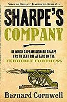 Sharpe's Company: The Siege of Badajoz, January to April 1812 (The Sharpe Series)