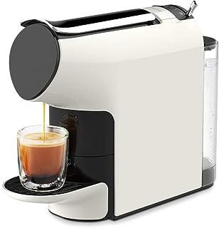 MJYDQ Machine à Expresso Portable Machine à café avec la lumière Extraction Automatique des Capsules, Convient for la Mais...