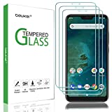 (3 Pack) Beukei for Xiaomi (Mi A2 Lite) / (Redmi 6 Pro) Screen Protector Tempered Glass (5.99 inches),Glass with 9H Hardness,(Not Fit for Mi A2 /Redmi 6)