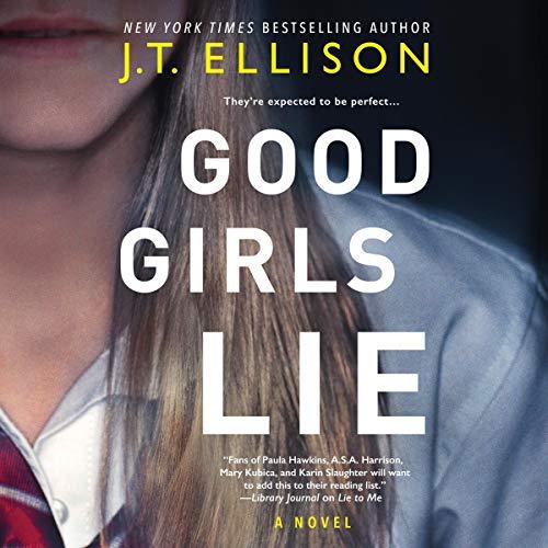 Good Girls Lie audiobook cover art