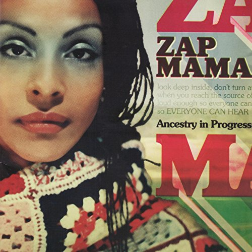 Ancestry in Progress - Disc 1 / Zap Mama Disc - 2