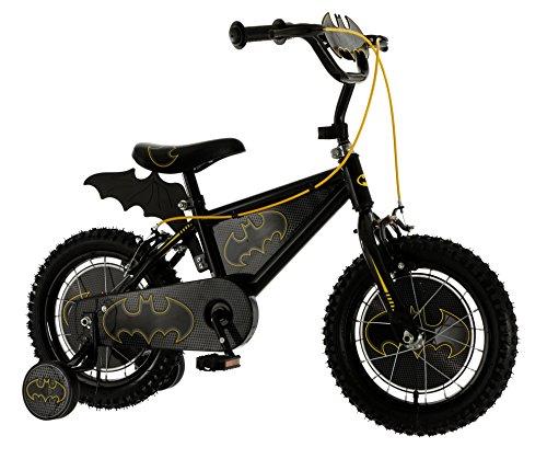 bester Test von manitou marvel ts air Batman 14 Zoll Kinder MV Bat Bike Sport Alter 4+