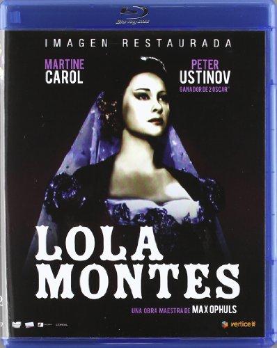 Lola Montes [Blu-ray] [Spanien Import]