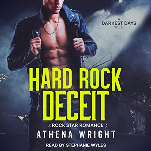 Hard Rock Deceit: A Rock Star Romance  cover art