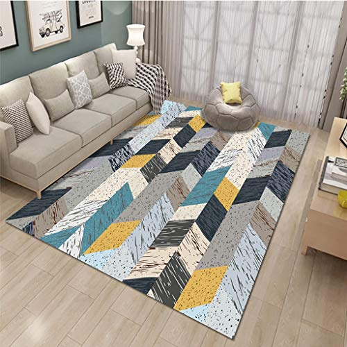 Xiao Jian- tapijt tapijten verdikt anti-slip wasbaar Kid crawling moderne omgeving tapijt korte stapel duurzaam voor woonkamer slaapkamer nachtkleden