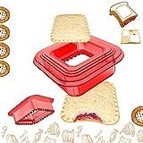 Tribe Glare Uncrustables Sandwich Maker - Sandwich...