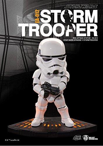 Beast Kingdom Star Wars Stormtrooper Egg Attack Statue image