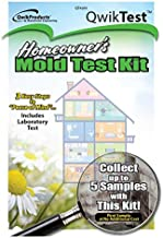 QwikTest Mold Test Kit for Home | Mold Detector for Homeowners Includes Professional Analysis and Customized Lab Reports |...