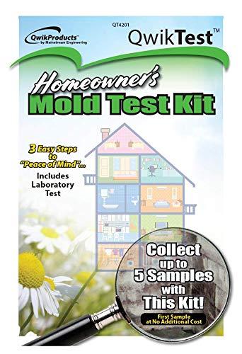 QwikTest Homeowner's Mold Test Kit