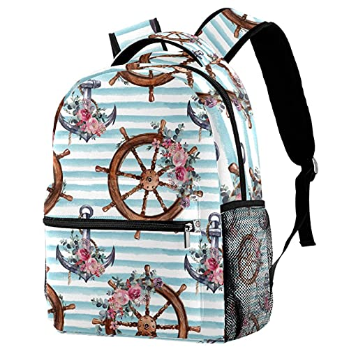 Old Castle On The Hill Computer Backpack Stylish College Backpack Rucksack Daypack for School/Business/Work/Men