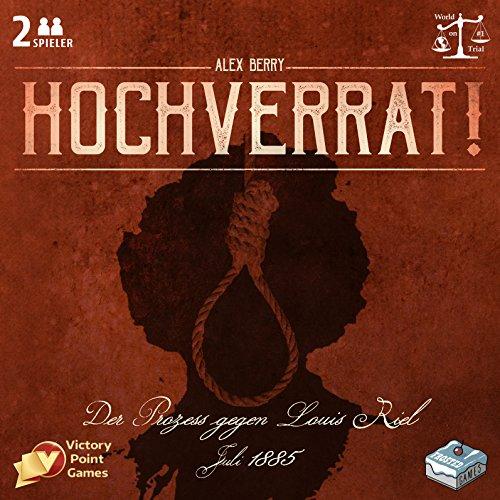 Frosted Games 12 - Hochverrat