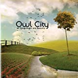 Songtexte von Owl City - All Things Bright and Beautiful