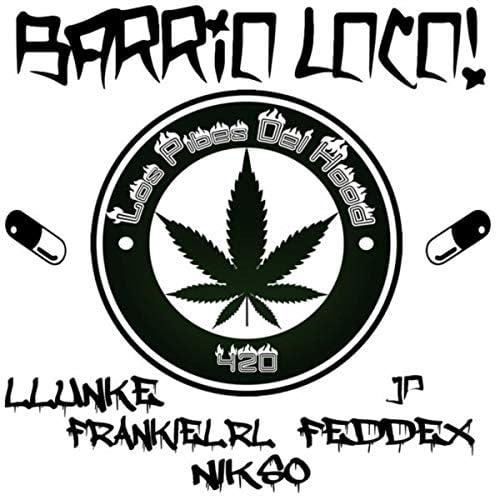 Dorado Record feat. Feddex, Frankielrl, Llunke, JP & Nikso