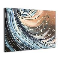 Skydoor J パネル ポスターフレーム 海の波 インテリア アートフレーム 額 モダン 壁掛けポスタ アート 壁アート 壁掛け絵画 装飾画 かべ飾り 30×20