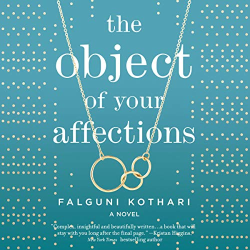 The Object of Your Affections audiobook cover art