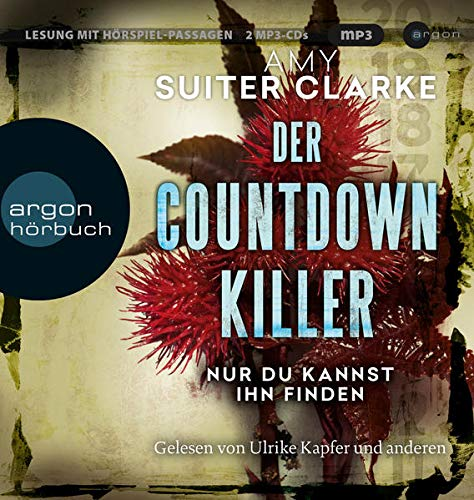 Buchseite und Rezensionen zu 'Der Countdown-Killer – Nur du kannst ihn finden' von Amy Suiter Clarke
