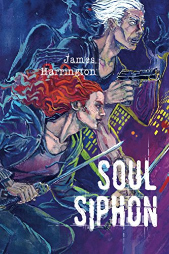 Soul Siphon (The Vengeance Doctrine Book 1) (English Edition)