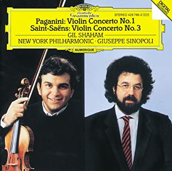 Paganini: Violin Concerto No.1 op.6