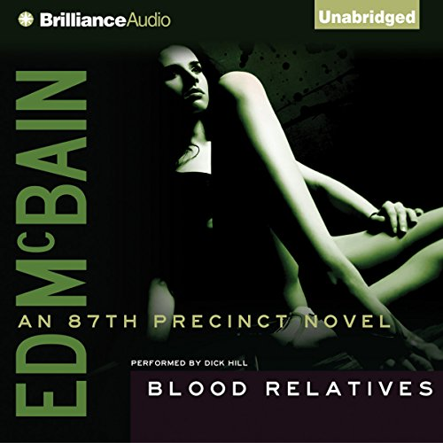 Blood Relatives audiobook cover art